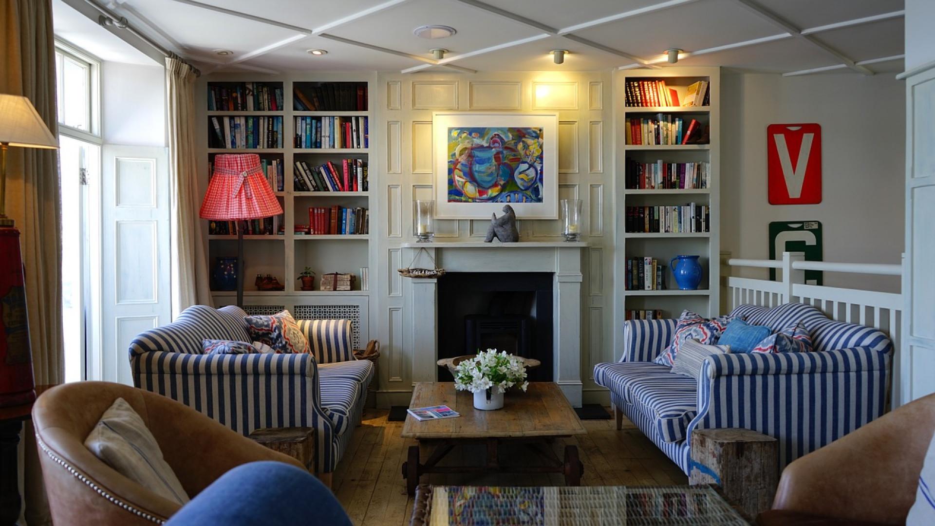 De nouveaux meubles dans la maison